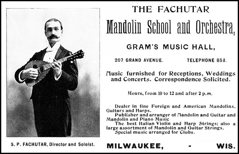 1895 - Polks WIsconsin State Gazeteer b